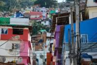 Private Tour: Santa Marta Favela with a Professional Photographer