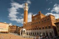 Private Tour: Siena and San Gimignano Day Trip from Rome Food and Wine Tasting