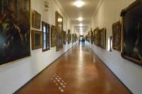 Private Tour: Skip-the-Line Florence Uffizi Gallery and Vasari Corridor Tour