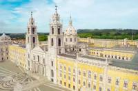 Private Tour to Mafra, Sintra and Queluz from Lisbon