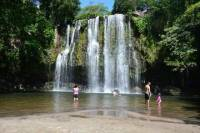 Private Tour to Miravalles Volcano and Waterfalls from Playa Hermosa