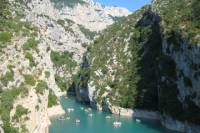 Private Tour: Verdon Gorge, Castellane and Moustiers Day Trip from Cannes