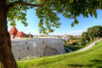 Private Tour: Vilnius Panoramic Views Walking Tour