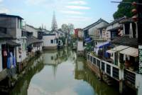 Private Tour: Zhujiajiao, Oriental Pearl Tower and Shanghai History Museum