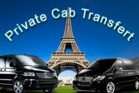 Private Transfer from CDG to Paris