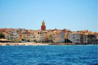 Private Transfer from Toulon Hyeres Airport to Saint-Tropez