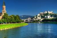 Private Transfer in a Luxury Vehicle to Salzburg from Prague
