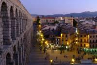Private Transfer: Segovia to Madrid