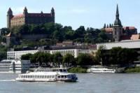 Private Transfer to Bratislava from Prague