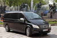 Private Transfer to Munich from Prague by Luxury Van
