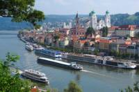 Private Transfer to Passau from Prague with Optional Stop in Cesky Krumlov