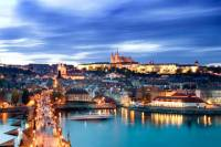 Private Transfer to Prague from Frankfurt Including WiFi and Refreshments