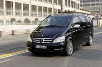Private Transfer to Vienna from Prague by Luxury Van