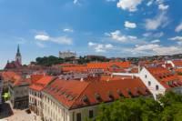 Private Transfer: Vienna to Bratislava