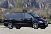 Private Van Arrival Transfer from Bucharest BBU Airport