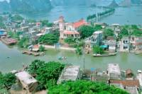 Private Van Long Floating Village and Kenh Ga Geyser Day Trip
