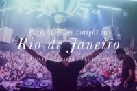 Private: VIP Section Nightclub Tour in Rio de Janeiro