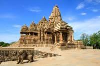 Private Walking Tour of Kamasutra Temple in Khajuraho