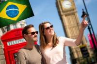 Private Walking Tour of London with Brazilian Portuguese Speaking Guide
