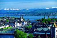 Private Zurich City Tour with Optional Cruise or Uetliberg Mountain Visit
