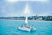 Punta Cana Half-Day Catamaran Cruise with Snorkeling