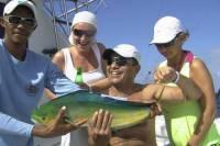 Punta Cana Half-Day Deep Sea Fishing Charter