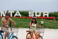 Punta Sur Eco Beach Park Bike Tour in Cozumel