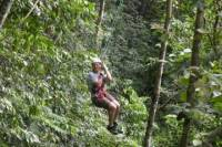 Puntarenas Shore Excursion: Vida Aventura Park Tour in Guanacaste