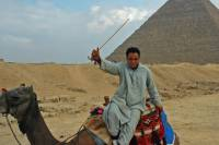 Pyramid Highlights: Guided Day Tour from Cairo