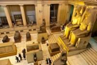 Pyramids of Giza Egyptian Museum Sphinx and Khan El Khalili Bazaar