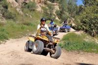 Quad Adventure Tour with Transfer from Split and Lunch