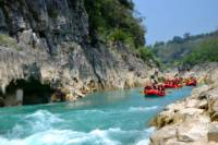 Rafting in Tampaon River from Ciudad Valles