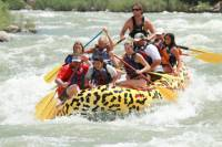 Rafting Yankee Jim Canyon on the Yellowstone River