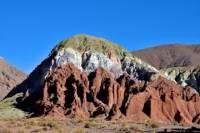 Rainbow Valley Tour from San Pedro de Atacama