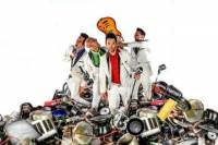 Recycled Percussion at Planet Hollywood Resort and Casino