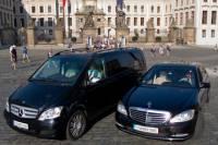 Regensburg to Prague Private Transfer