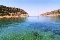 Rhodes East Coast Day Cruise with Faliraki Spa Trip