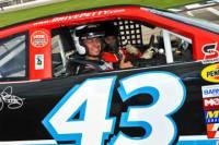 Richard Petty Race Car Ride-Along Program at Daytona International Speedway