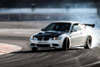 Ride Along Experience in a Drift Racing Car