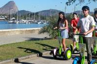 Rio de Janeiro Combo Tour: City Sightseeing, Sugar Loaf Mountain, and Flamengo Park or Tijuca Rainforest by Segway