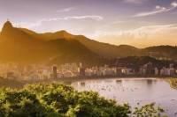 Rio de Janeiro Sunset Cruise Including BBQ and Drinks
