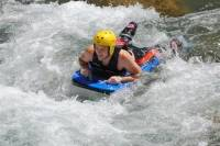 River Boarding on the Rio Bueno in Jamaica