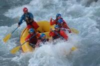 River Rafting in Mendoza