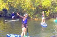 River Stand Up Paddle in Cuiabá