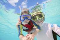 Rock 'n Roll Snorkel and Sightseeing Safari of St. Martin