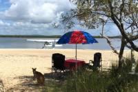 Romantic Scenic Flight with Private Island Picnic Lunch by Seaplane
