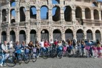 Rome 1-Day Bike Tour: City Center and Panoramic Views