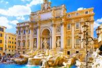 Rome Baroque Fountains and Squares - Half Day Tour Lunch Included