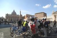 Rome Bike Tour: Rome Jubilee Bike Tour