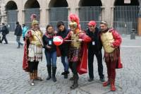 Rome in a Day Colosseum, Vatican and Gems of Rome Semi Private or Private tour